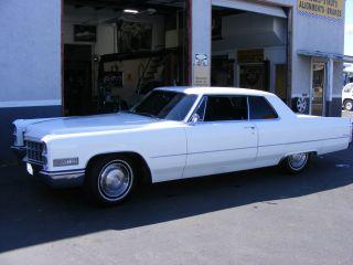 1966 Cadillac Coupe Deville photo