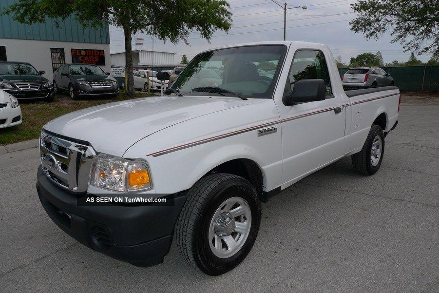 2011 Ford Ranger 2.  3l Abs Ranger photo