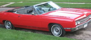 1969 Ford Galaxie 500 Xl 5.  0l Convertible photo