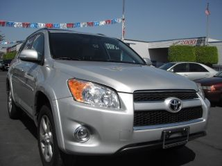 2012 Toyota Rav4 Limited Sport Utility 4 - Door 3.  5l photo