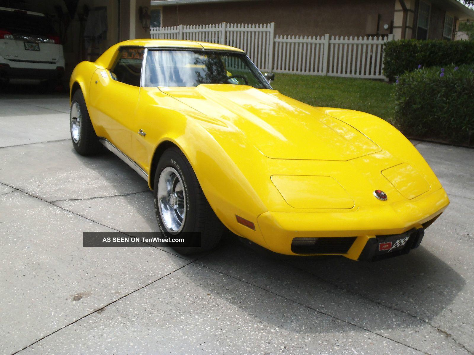 1976 chevrolet corvette stingray coupe 2 door 5 7l corvette photo 3. Cars Review. Best American Auto & Cars Review
