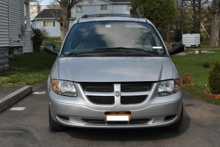 2003 Dodge Grand Caravan Ex Mini Passenger Van 4 - Door 3.  8l photo