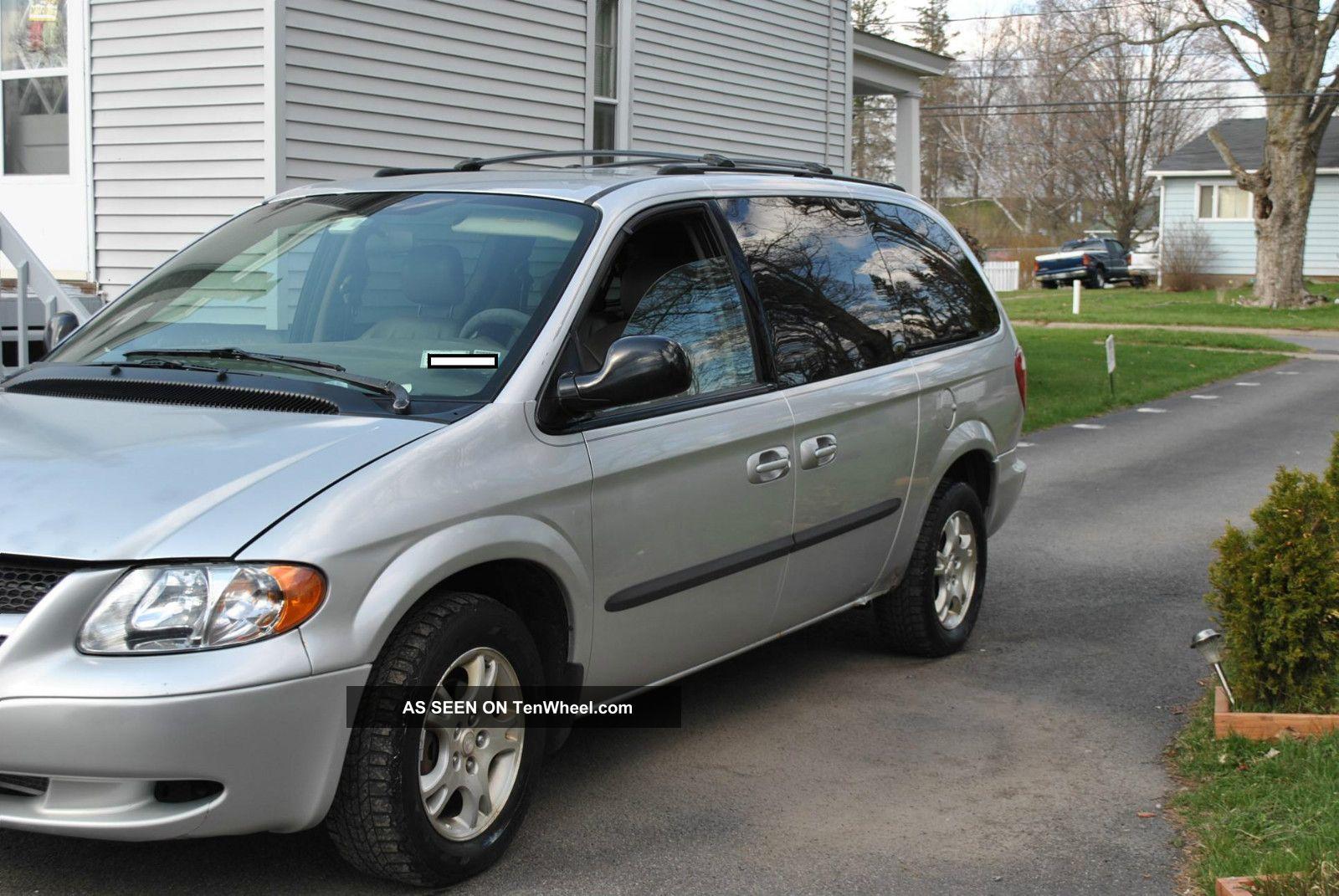 2003 dodge grand caravan ex mini passenger van 4 door 3 8l grand. Cars Review. Best American Auto & Cars Review