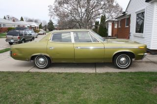1970 Amc Rambler Rebel Sst 4 Door Sedan photo