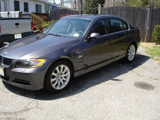 2006 Bmw 330i Base Sedan 4 - Door 3.  0l With Premium And Cold Weather Packages photo