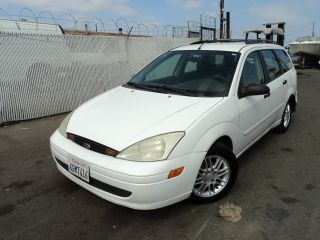 2002 Ford Focus, photo