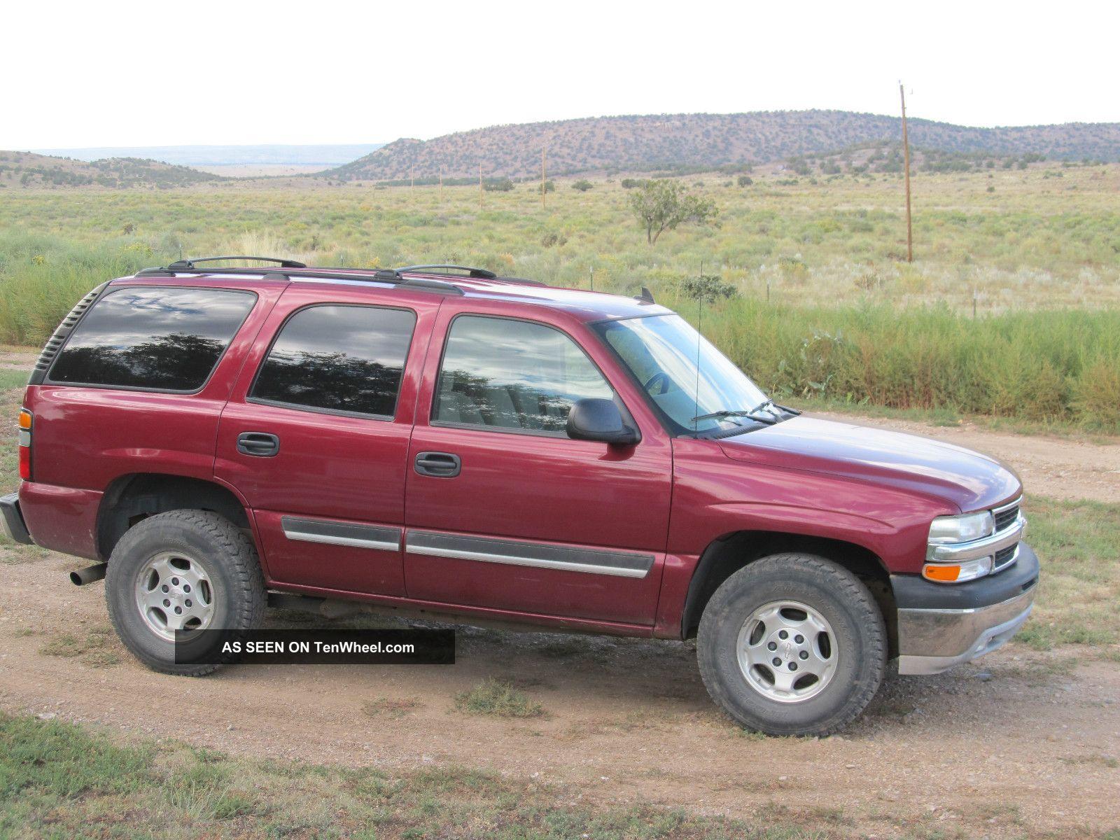 2006 Chevrolet Tahoe Sport Utility 4 - Door 5.  3l Tahoe photo