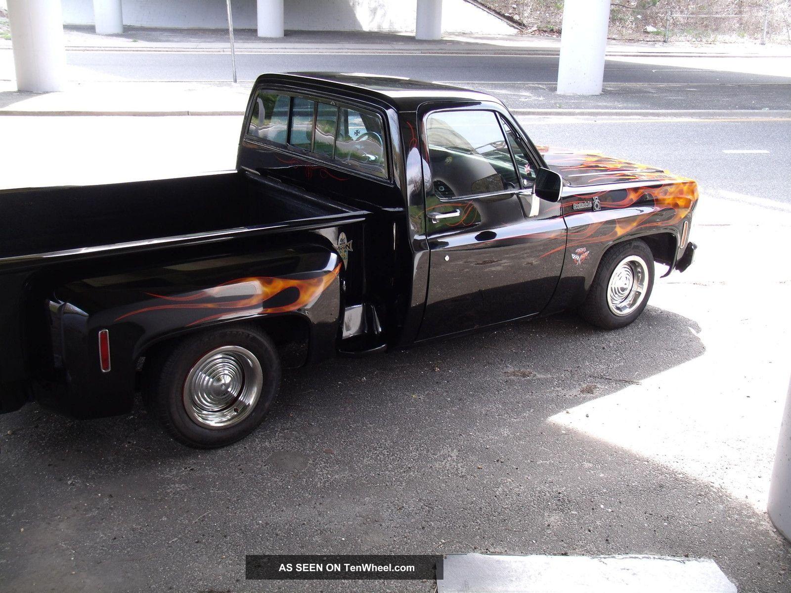 78 Ford Stepside 4x4 | Upcomingcarshq.com