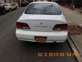 1998 Nissan Maxima Gxe Sedan 4 - Door 3.  0l photo