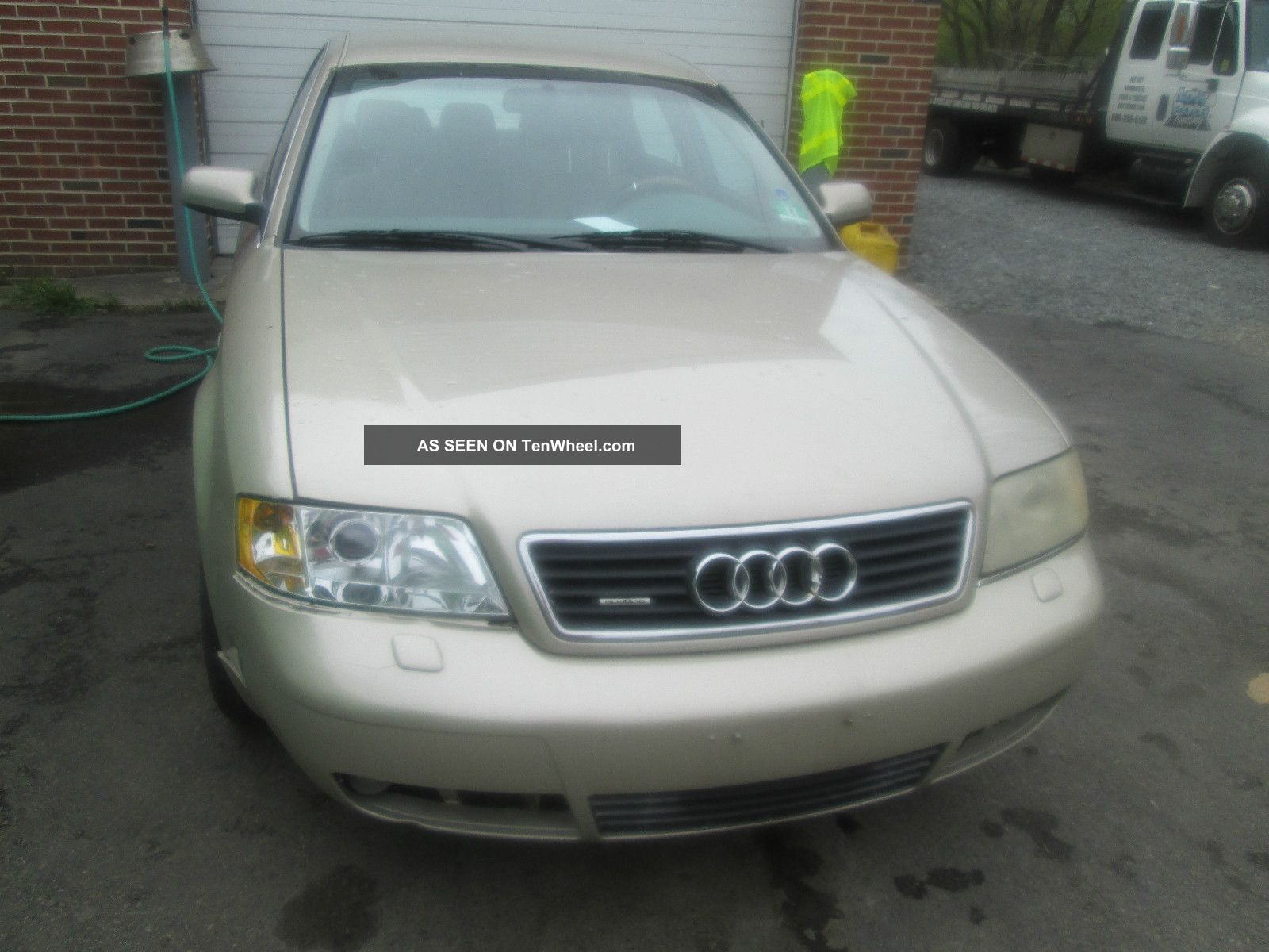 2001 Audi A6 - - Mechanic Special. . .  But Well Worth The Repair A6 photo