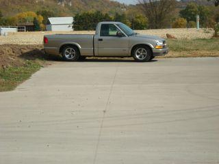 2001 Chevrolet S - 10 photo
