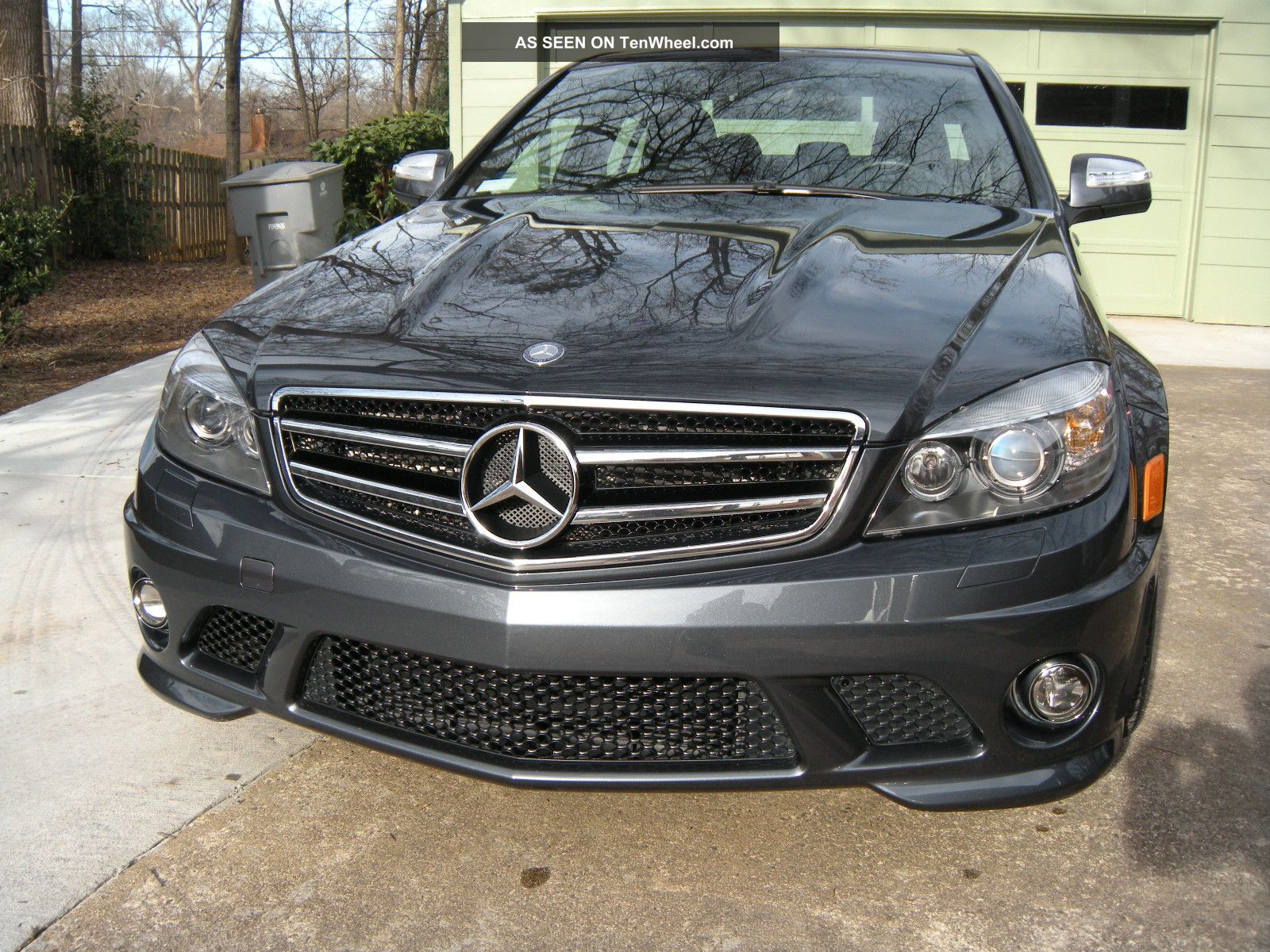 2008 mercedes benz c63 amg p2 package. Black Bedroom Furniture Sets. Home Design Ideas