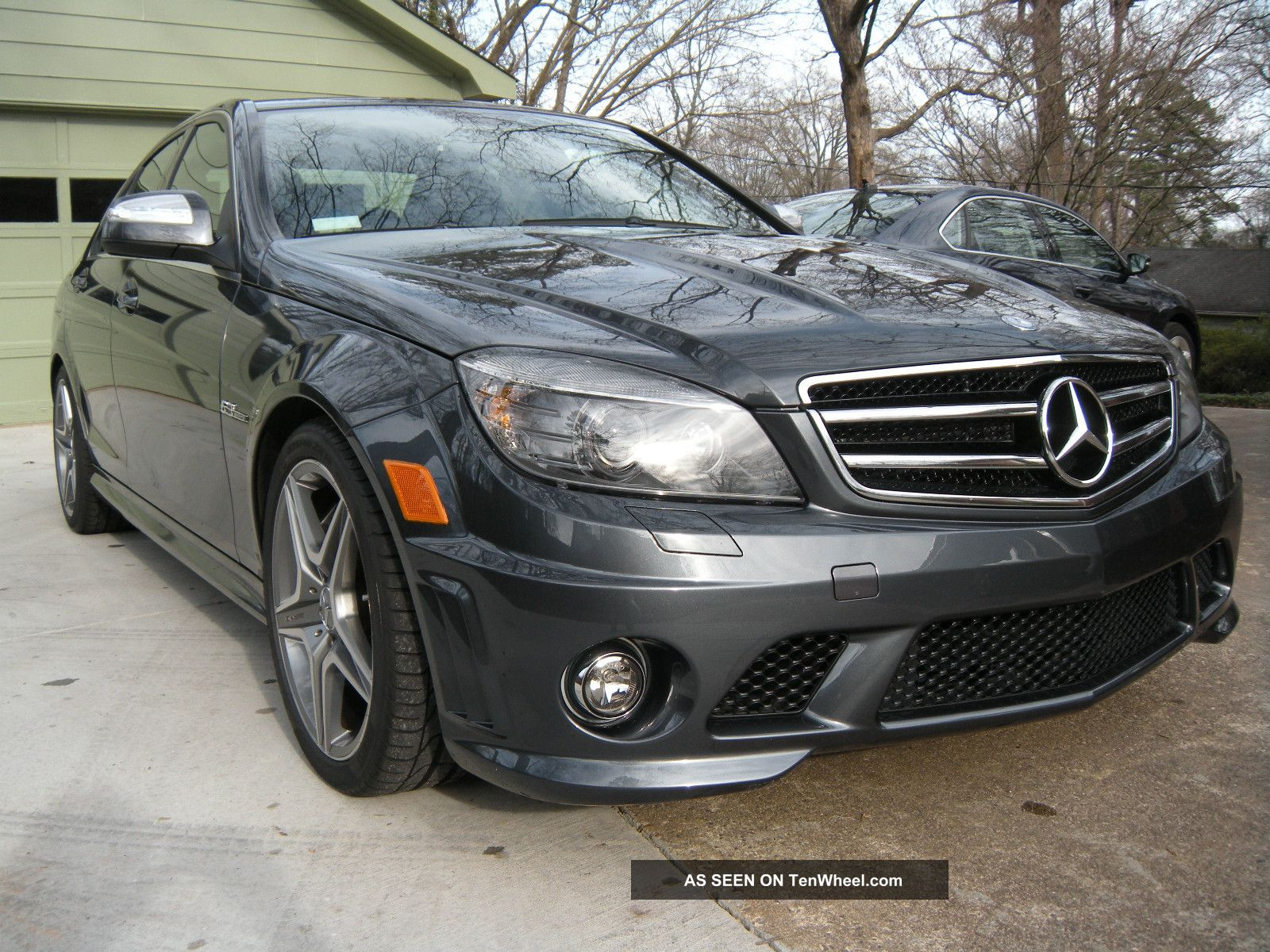 2008 Mercedes Benz C63 Amg P2 Package