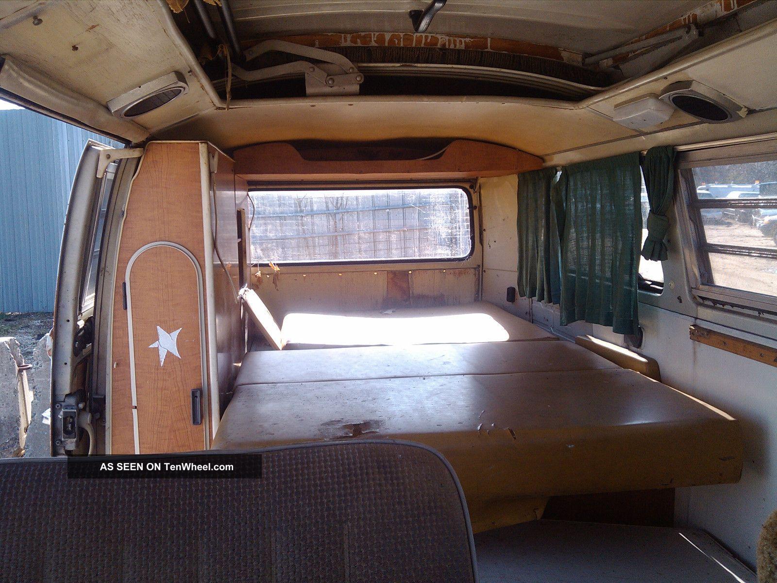 vw bus westfalia    rough fixable