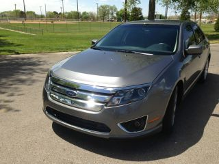 2012 Fusion - Gas Saver photo