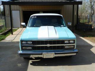 1982 Fullsize Chevy Blazer 2wd photo