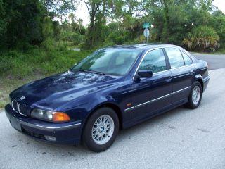 1997 Bmw 528i Sedan 4 - Door 2.  8l photo