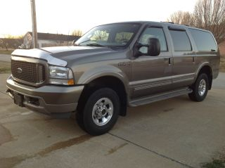 2003 Ford Excursion Limited Sport Utility 4 - Door 6.  0l photo