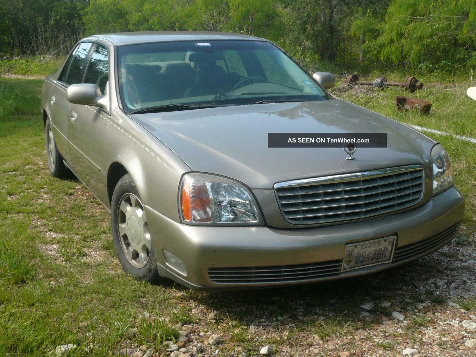 2000 Cadillac Deville DeVille photo