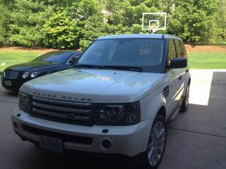 2008 Land Rover Range Rover Sport Supercharged Sport Utility 4 - Door 4.  2l photo