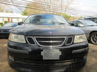 2004 Saab 9 - 3 Aero Convertible 2 - Door 2.  0l photo
