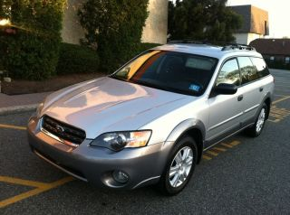 2005 Subaru Outback 5 - Speed Looks Great Will Be Sold photo