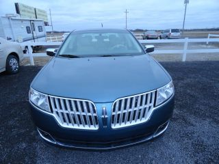 2012 Lincoln Mkz Heated And Cooled photo