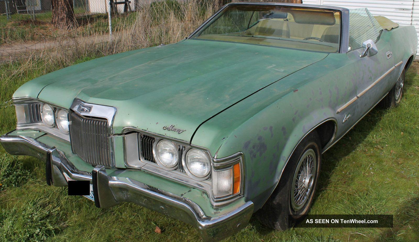 1973 Mercury Cougar Convertible Cougar photo
