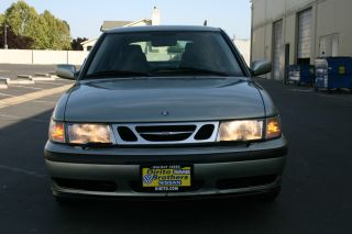 2002 Saab 9 - 3 Se Hatchback 4 - Door 2.  0l Turbocharged photo