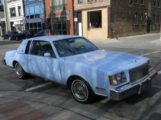 1979 Buick Regal Limited Coupe 2 - Door 3.  8l photo
