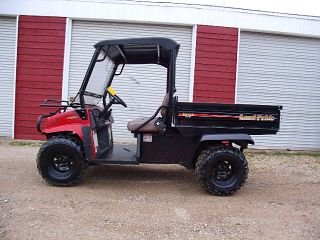2005 Land Pride By Great Plains Mfg Trekker photo