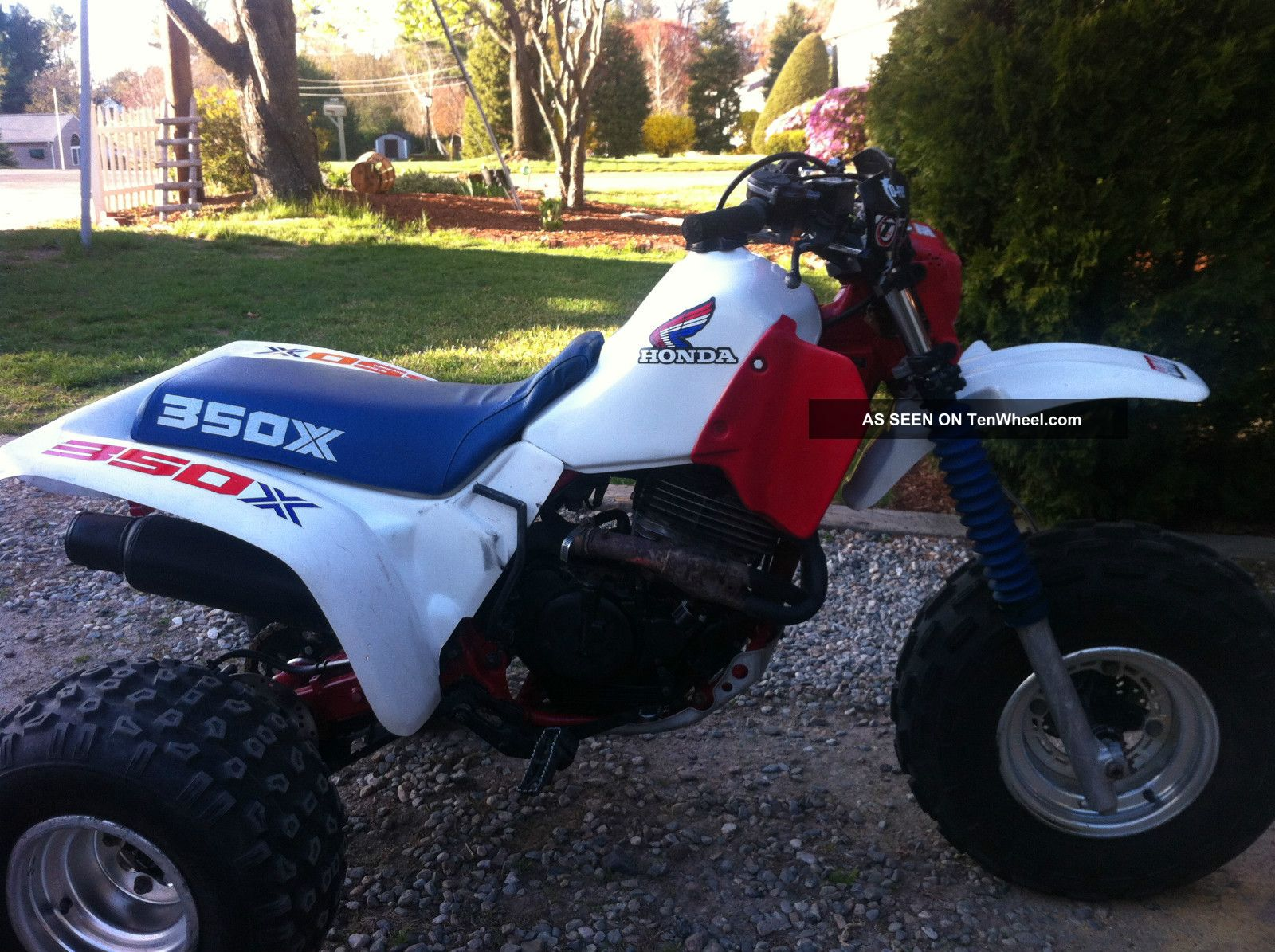 1986 Honda 3 Wheeler 350x Honda photo