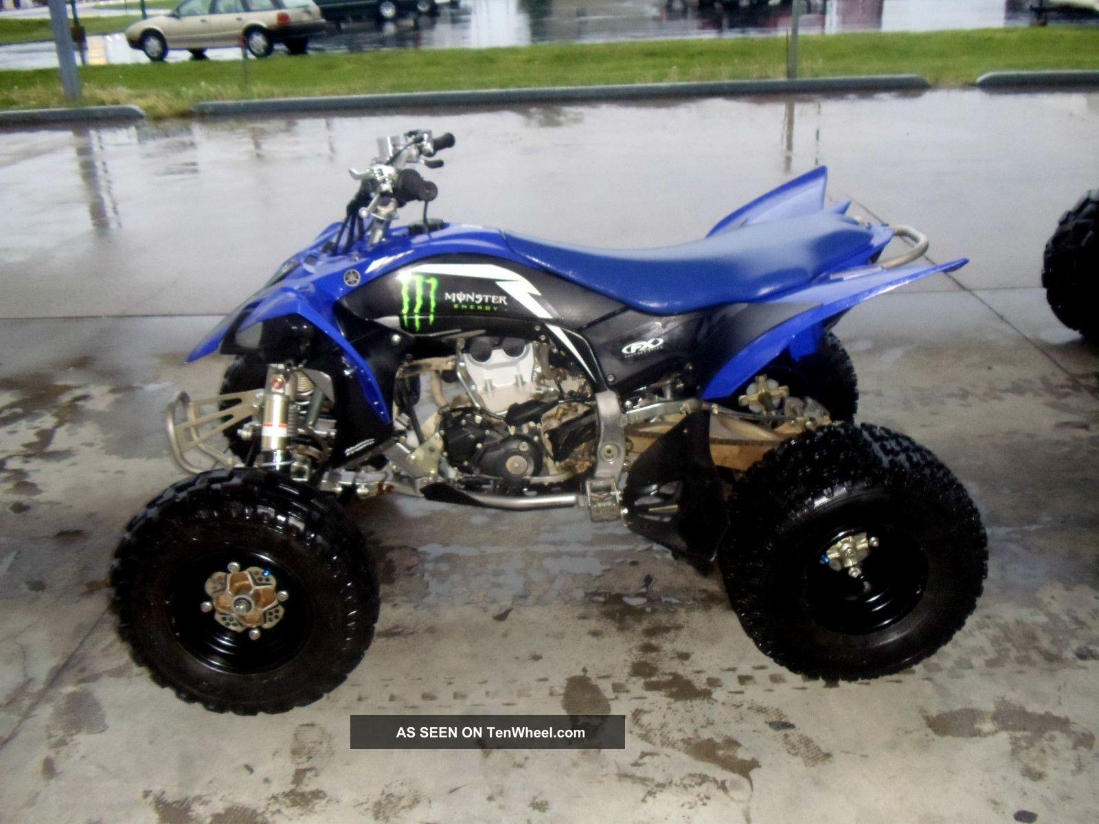 2009 Yamaha Yfz 450 Yamaha photo