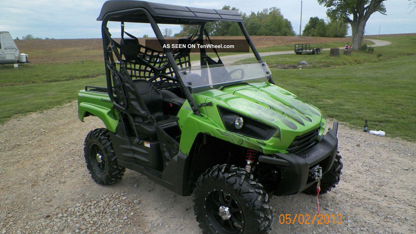 2012 Kawasaki Teryx