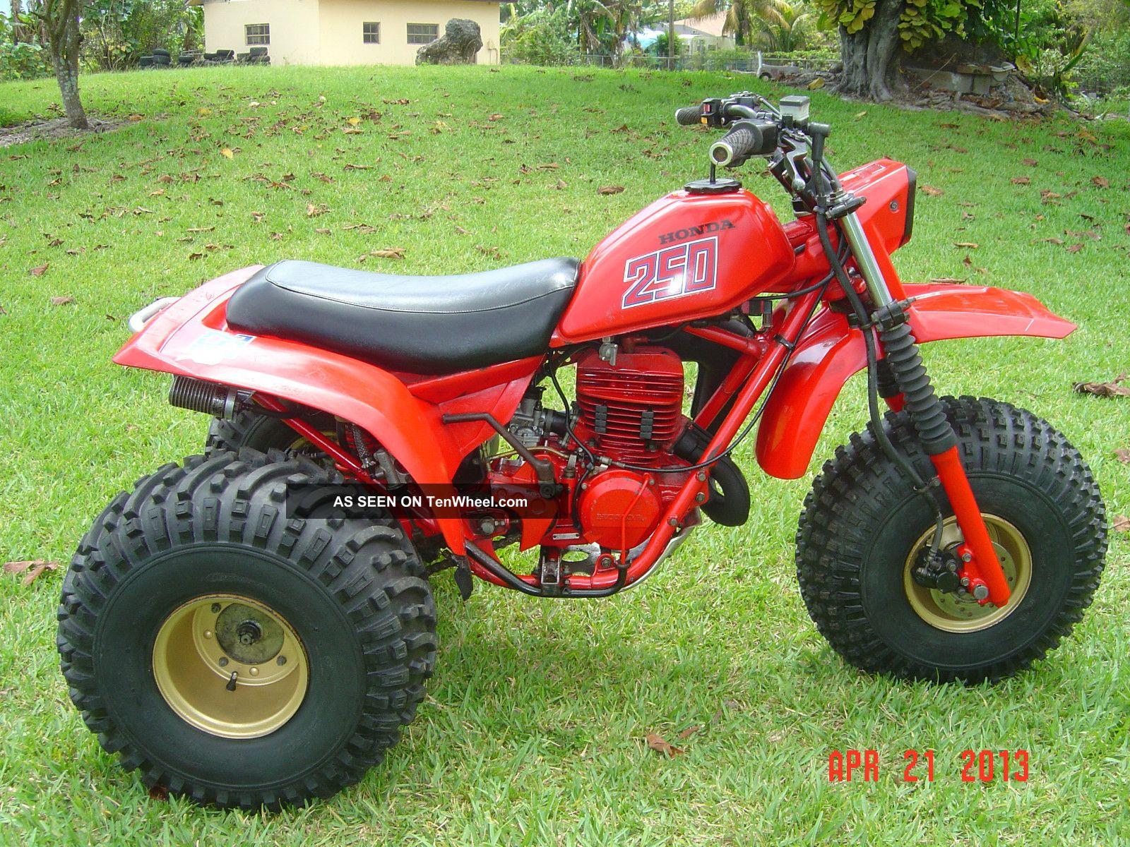 1982 Honda Atc250r