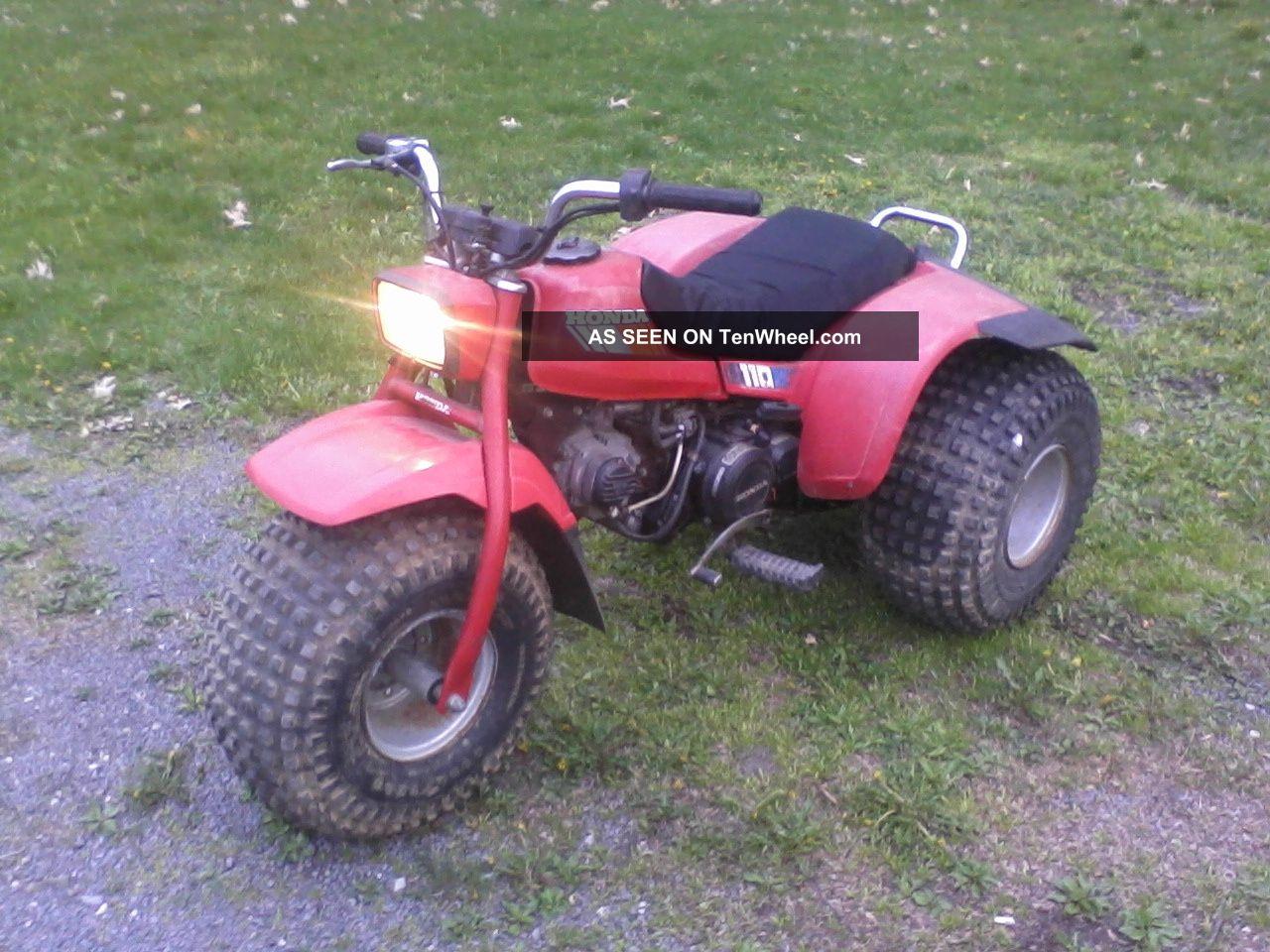 1985 Honda Atc 125m Honda photo