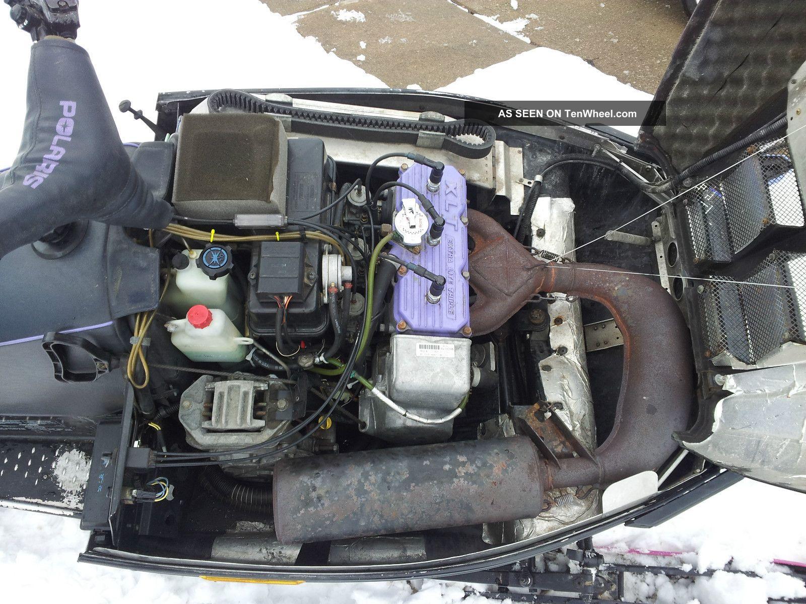 1994 Polaris Xlt Sp 580