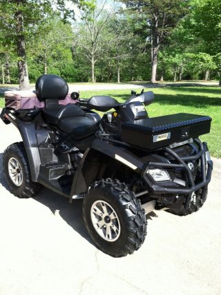 2009 Can Am 800 Outlander photo