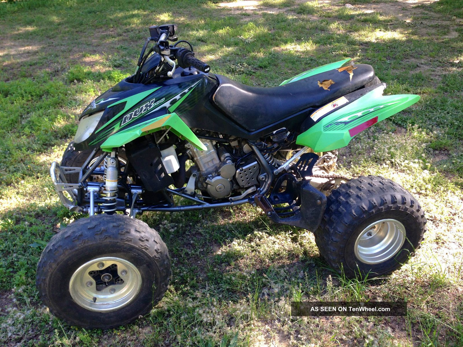 270945455566 moreover Razor Documents likewise Watch likewise 7C 7C  quadparking fr 7Cimgannonces 7C1465 as well 22810 2006 yamaha banshee 350cc twin 2   stroke special edition 50th. on 2004 arctic cat 300 4x4