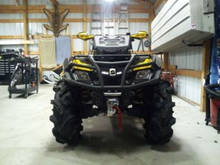 2012 Can Am Outlander Xmr photo