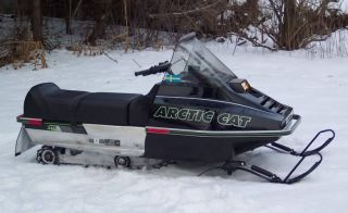 1989 Arctic Cat Jag photo