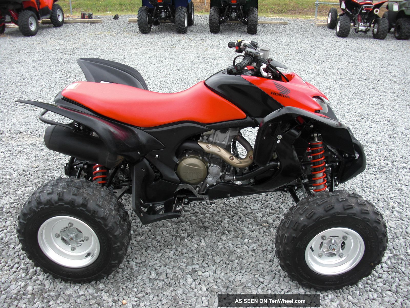 2008 Honda Trx700xx Honda photo