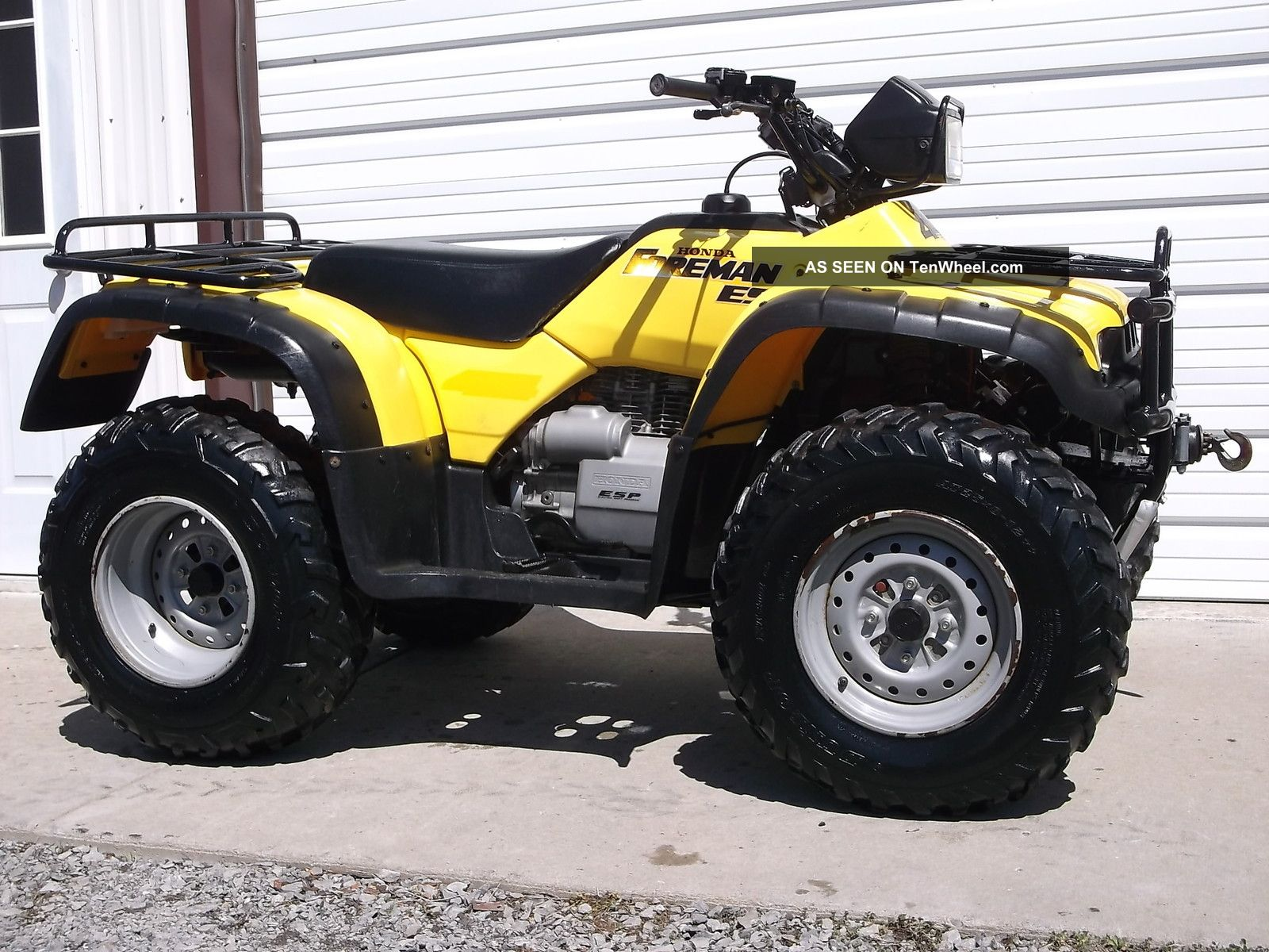07 Honda Rancher 400 Carburetor Diagram Electrical Wiring 350 Fuel Filter 2006 Kawasaki Brute Force 450 Es Foreman Hoses
