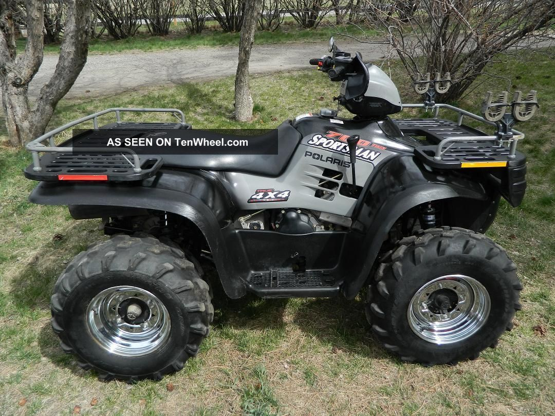 2002 Polaris Sportsman 700 4x4