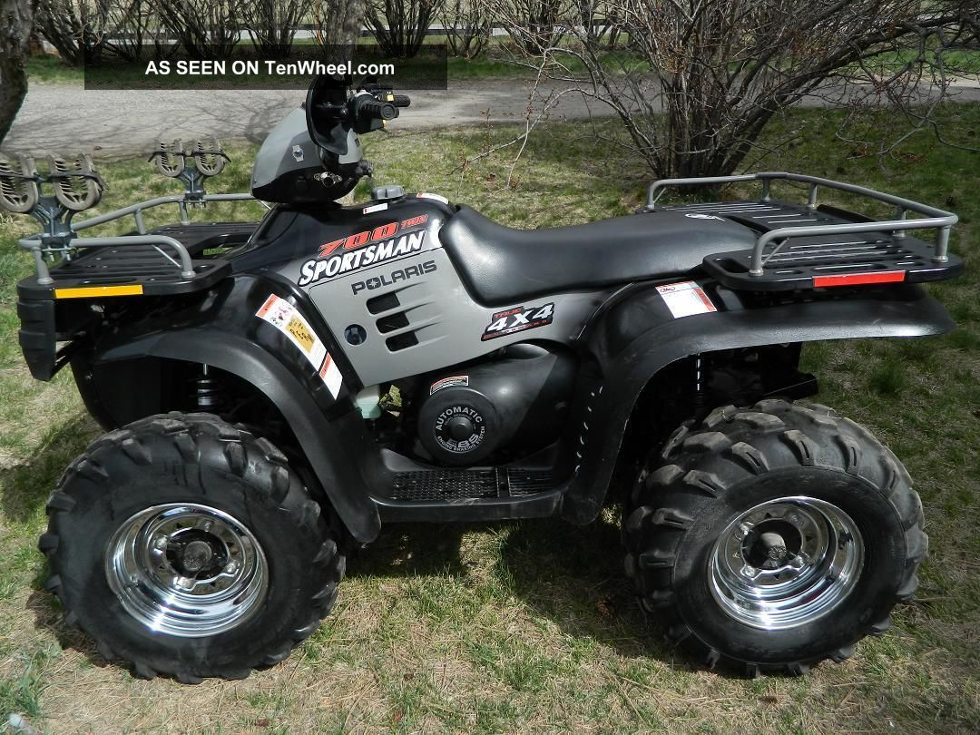 Manual Polaris Sportsman 700 Twin Upcomingcarshq Com