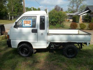 1993 Daihatsu Mini Truck photo