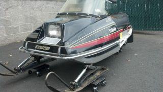 1979 Yamaha Exciter photo