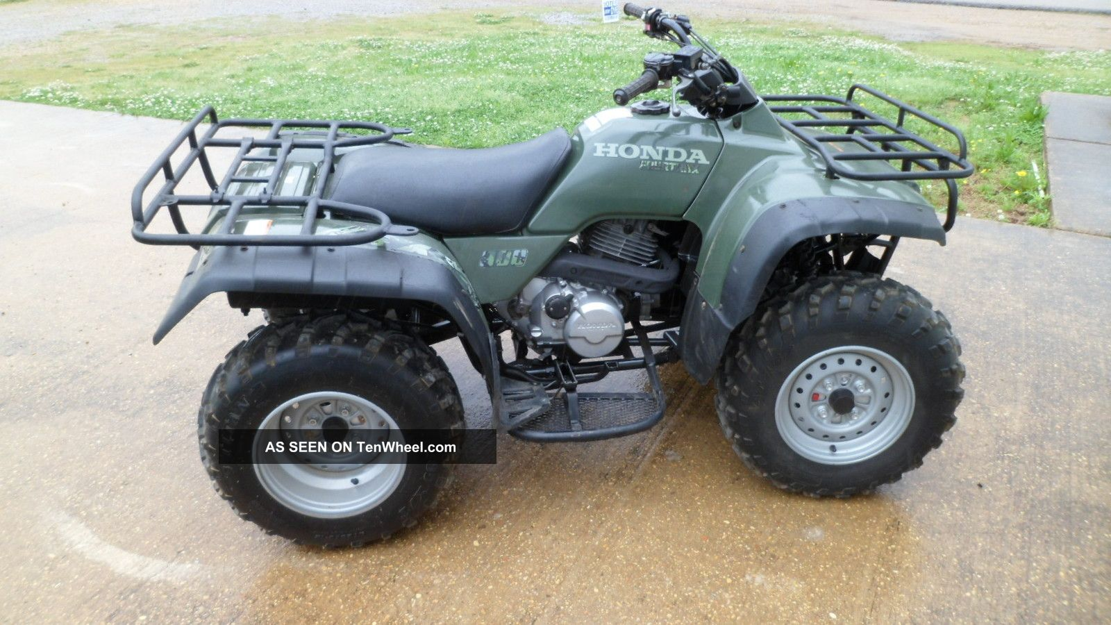 Honda Fourtrax Lgw