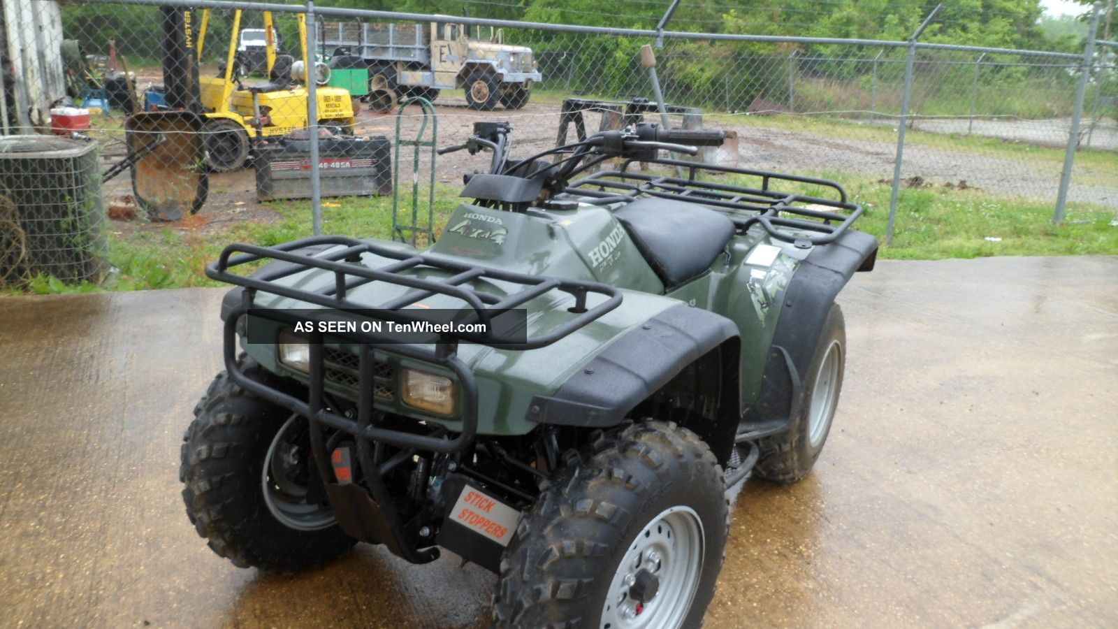 honda fourtrax 300 battery location honda trikes