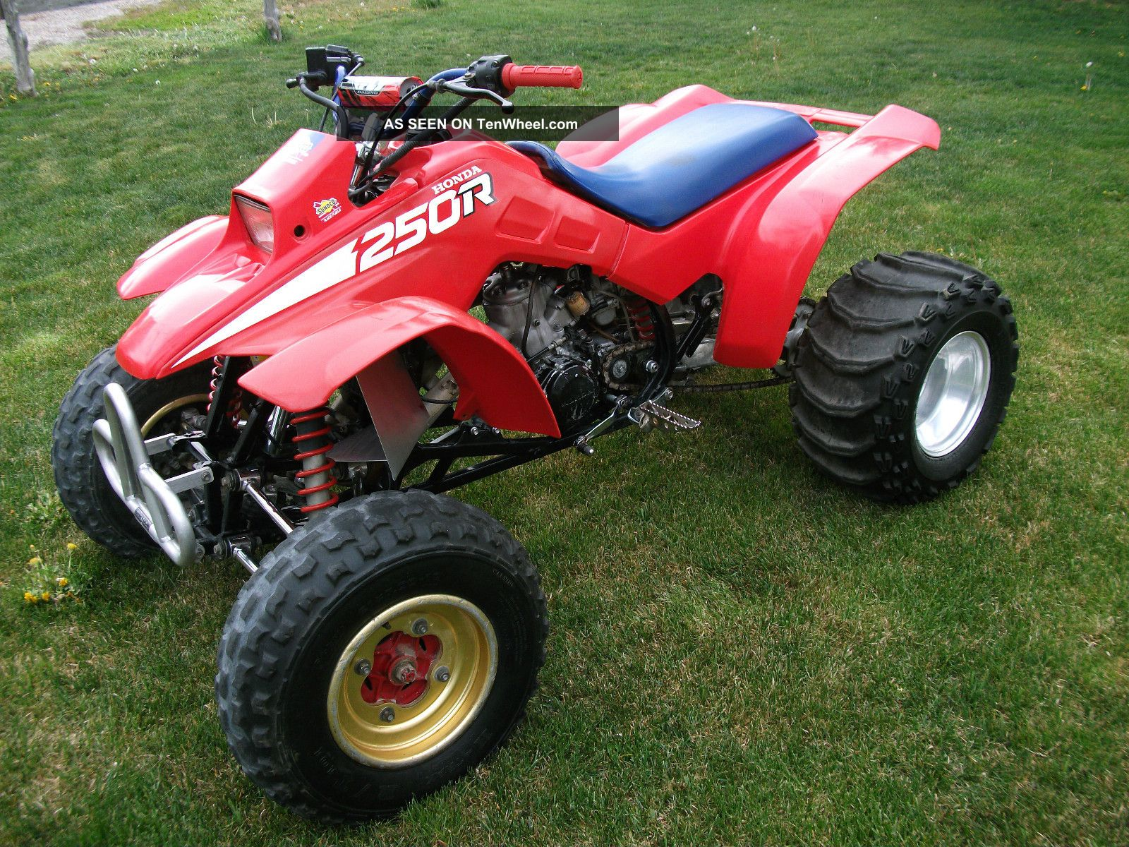 1986 honda fourtrax 250 manual